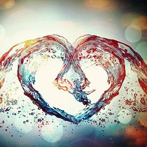 Heart painting - Zen Coaching